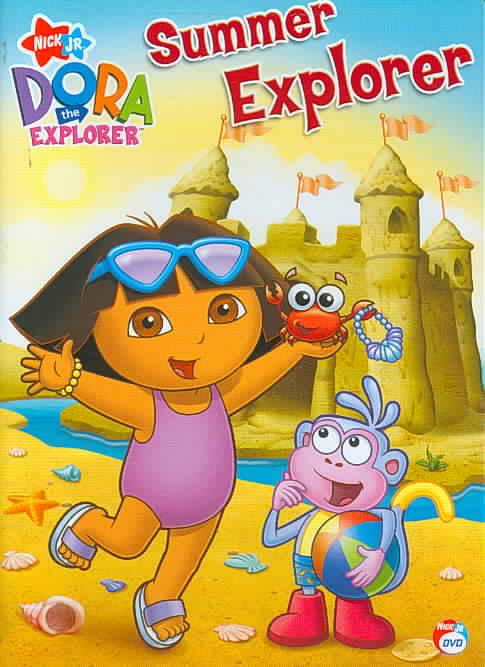 DORA THE EXPLORER:SUMMER EXPLORER BY DORA THE EXPLORER (DVD)